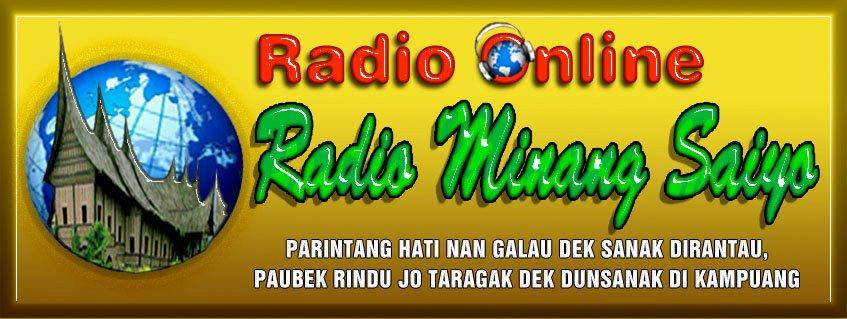RADIO MINANG SAIYO ONLINE