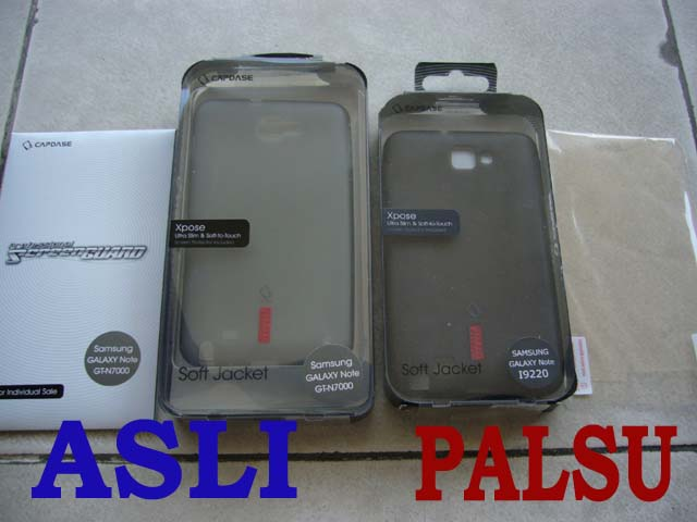 CAPDASE Softjacket for Samsung Galaxy Note 2 N7100