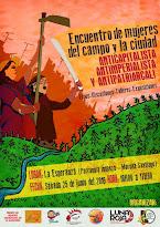 """""""Encuentro de Mujeres del Campo y la Ciudad"""""""
