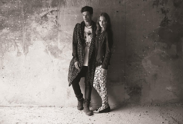 Unisex clothing, items with the hottest looks that are showcasing by designers...