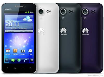 Huawei Honor U8860 - Harga Spesifikasi Ponsel Android Dual Kamera 2 Jutaan - Berita Handphone