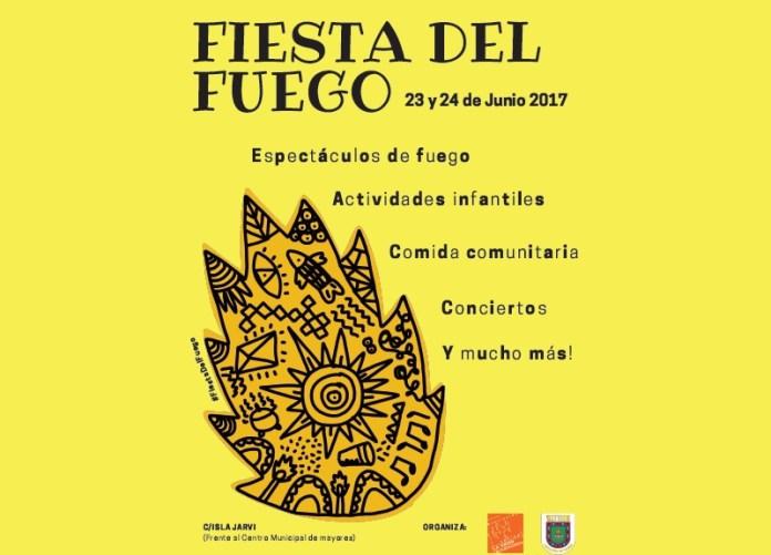 23 y 24 de junio Fiesta en Valverde