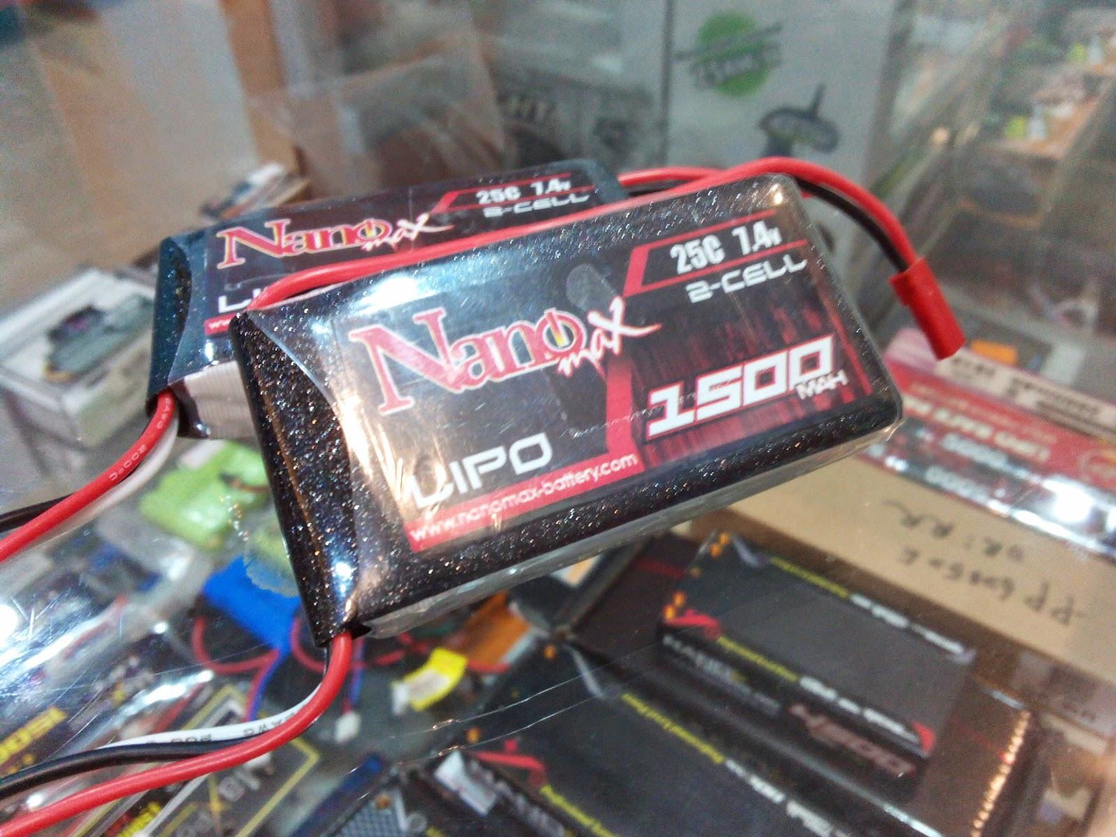 Xrc Hobby Blog Malaysia Nano Max Lipo Battery 2s 1500mah 25c Work With Prolux Charger This Balancer Can Be Used To 2 3