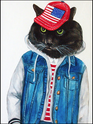 Jackson - Cats in Clothes Series
