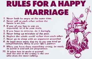 couples rules