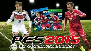 Download Game PES 2015 PPSSP Android (ISO) Dan Cara Instal