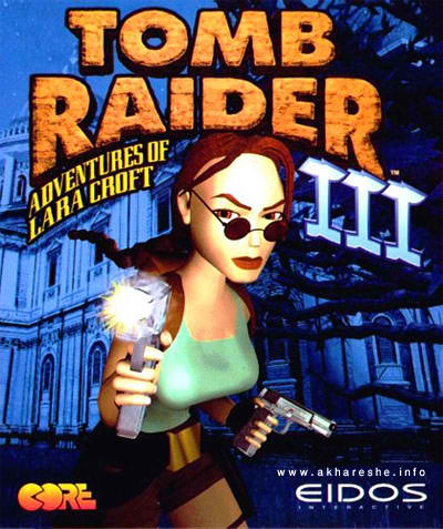 Tomb Raider 3 Adventures Of Lara Croft PC Game Full Version