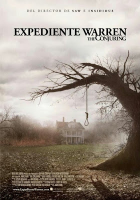 Expediente Warren, The conjuring (2013)