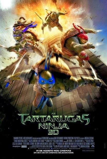 Teenage Mutant Ninja Turtles 2014 720p WEB-DL 800mb AC3 5.1