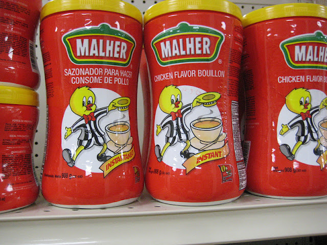 Mahler Chicken Flavor Bouillon, Belize
