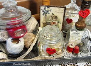 Vintage Valentine Vignette