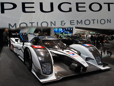 car picture and car specification: 2012 Peugeot Sports Cars 908 ...