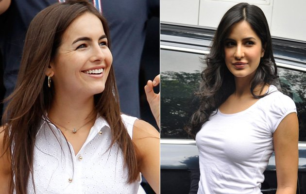 Katrina Gets A New Look After Zarine