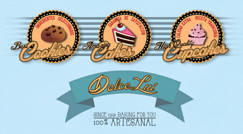 DolceLui Tartas-Cupcakes-Cookies decoradas- Valencia
