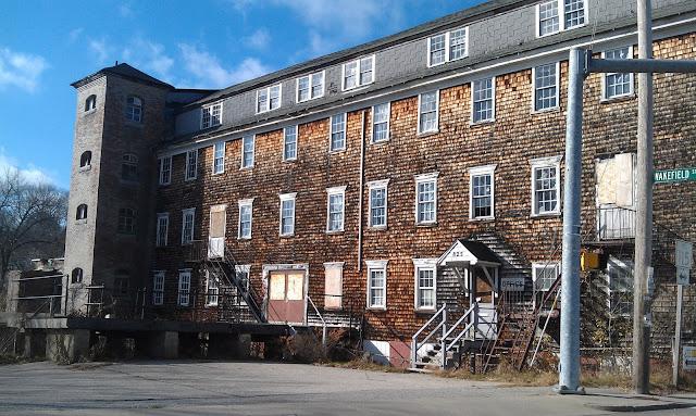 The Lippett Mill