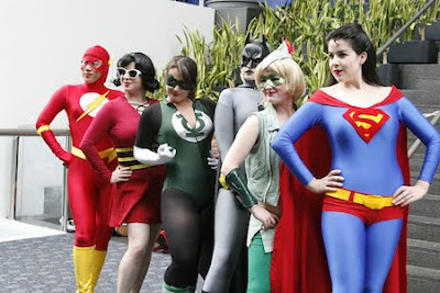 wondercon cosplay girls 46 Gadis Cosplay Hot Di WonderCon