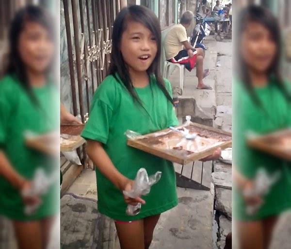 Singing Rice Cake Vendor