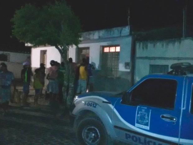 Professor estava desparecido há quatro dias, segundo familiares. (Foto: Donato Neto/ Amargosa News)