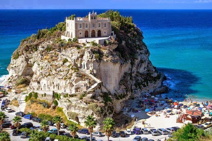 Santa Maria dell'Isola, Tropea, Calabria