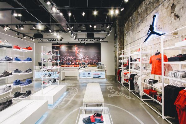 b228495dced Tokyo Sneaker Club  Nike opening Store With Only Michael Jordan ...