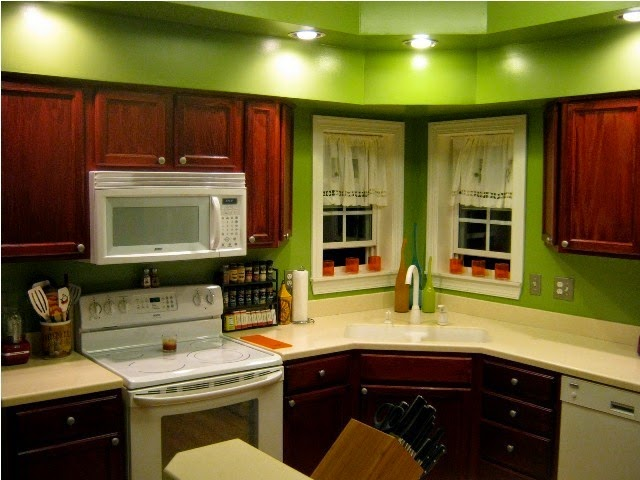 kitchen wall paint colour ideas