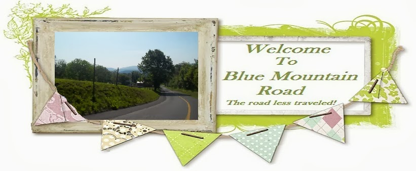 Welcome To Blue Mountain Road