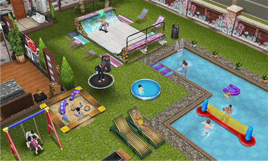 تنزيل لعبة sims 4 مجانا على الكمبيوتر