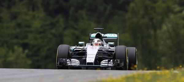 Fórmula 1 GP Austria