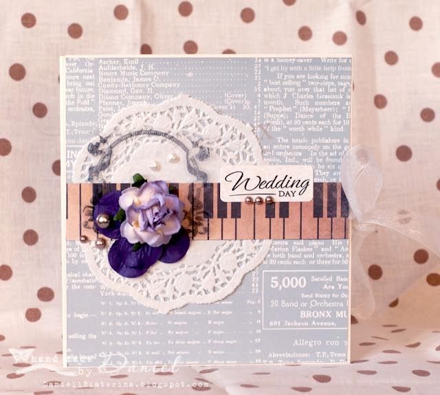 Обложка для свадебного cd диска