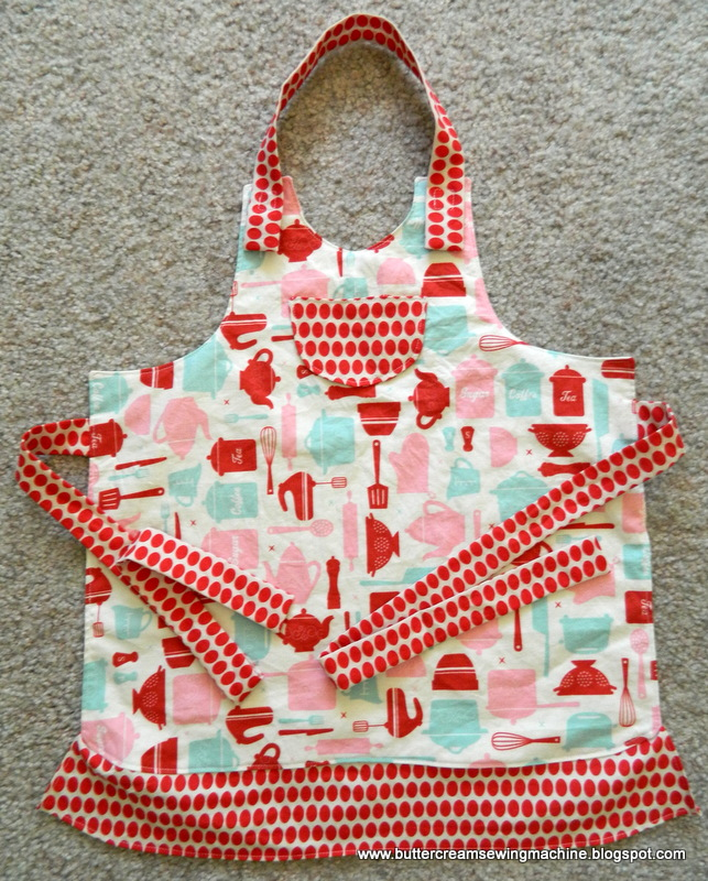 Buttercream and a Sewing Machine: Tutorial and Free Pattern ...