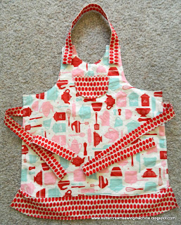 Toddler apron pattern/tutorial? - Crafty Sewing Mamas! - BabyCenter