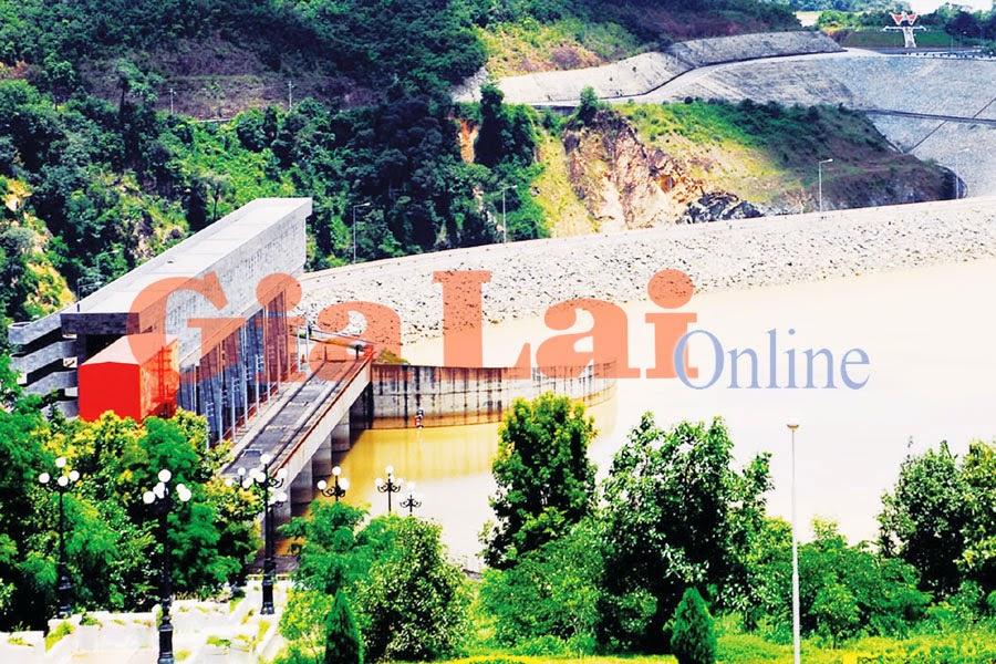 Gia Lai: Toàn tỉnh có 42 thủy điện đang vận hành