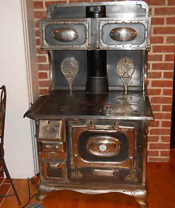to COOK ON/USE A WOOD COOK STOVE ~The BEST part of WILDERNESS LIVING