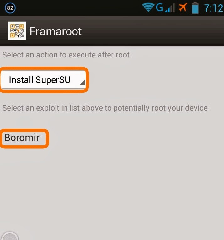 The modest blog how to root lenovo p780 with one click method how to root lenovo p780 reheart Gallery