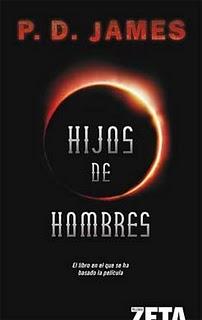 james_hijos_de_hombres 80 novelas recomendadas de ciencia-ficción contemporánea (por subgéneros y temas)