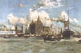Liverpool During The Industrial Revolution 1700-1850