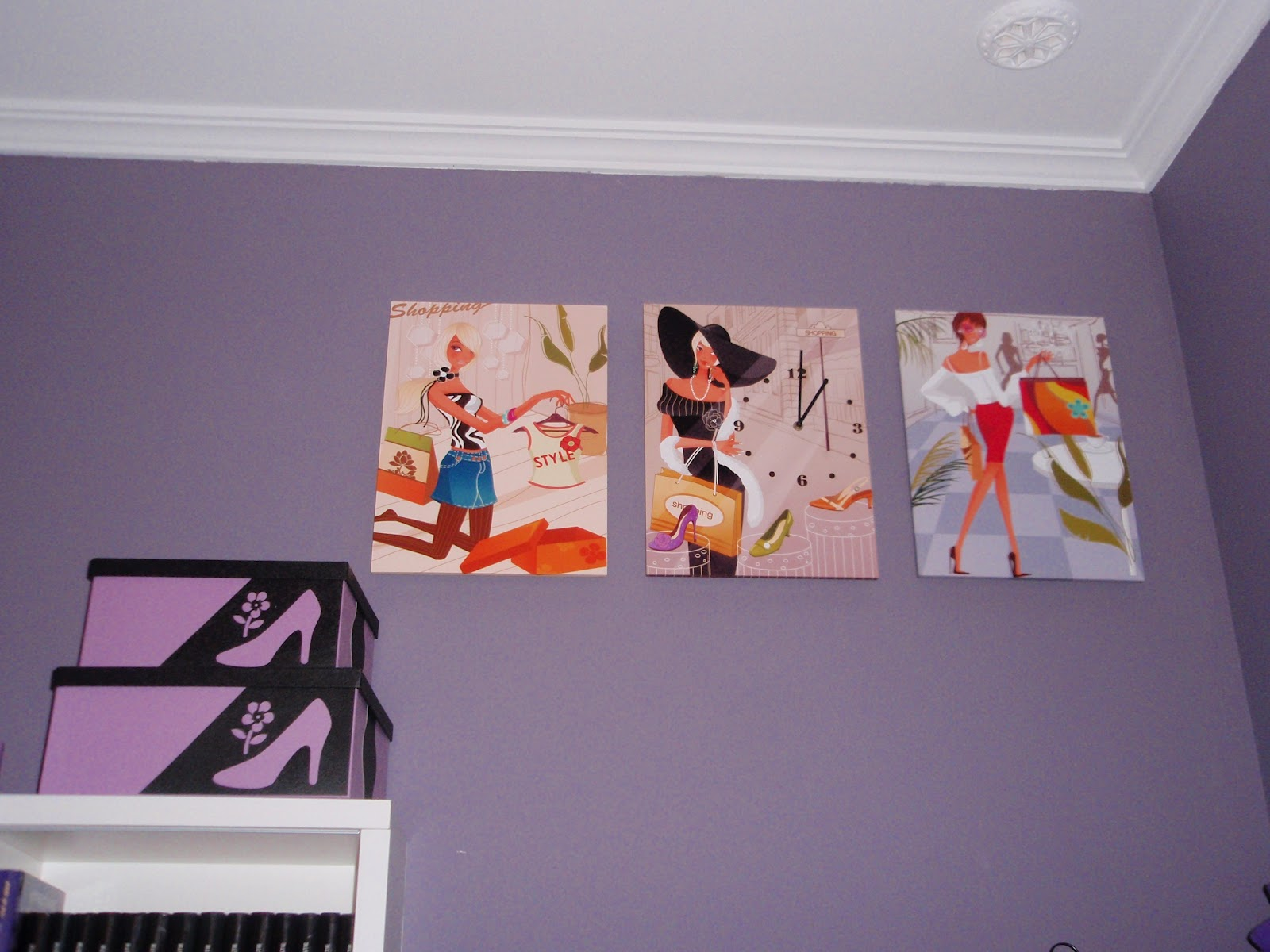 El tocador de vane decoraci n de mi dormitorio - Caja joyero ikea ...