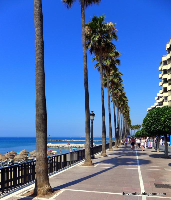 Where to eat in m laga and marbella spain the yum list - Boardwalk marbella ...