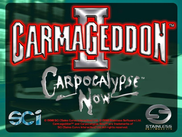 Carmageddon 2 Carpocalypse Now Game