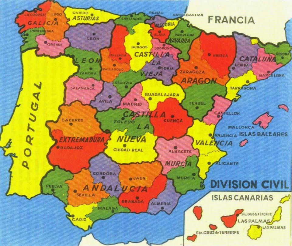 mapa 1962 Antonio María Zubia