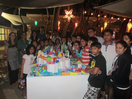 Origami Vision - Mumbai 2050