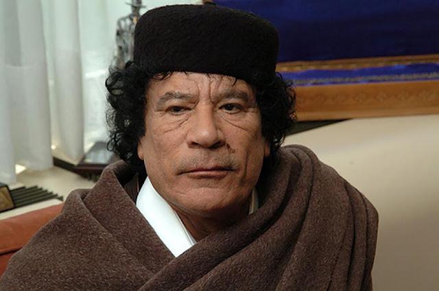 Fakty dotyczące Libii Kaddafiego