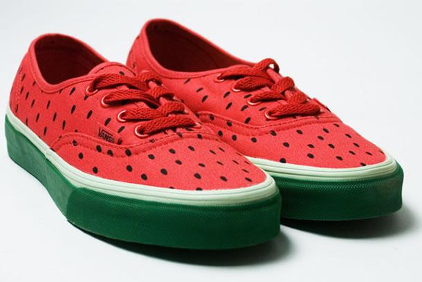 Vans Watermelon Shoes
