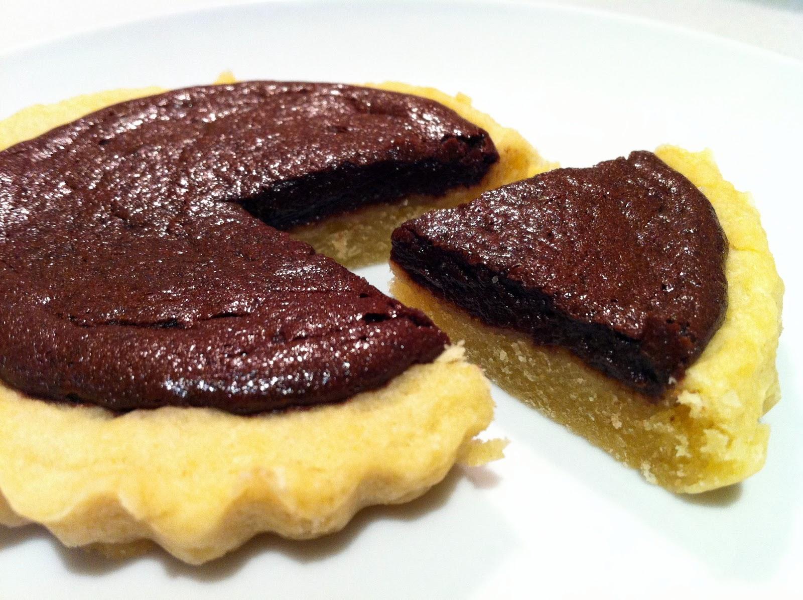 Chocolate Tarts - BakingBar