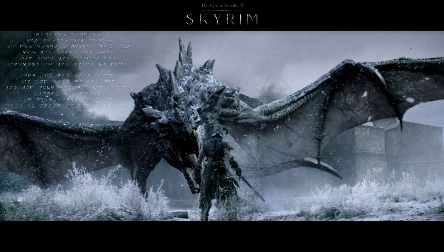 Skyrim Desktop Wallpaper Best Hd Wallpapers