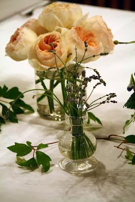 Longfellows Table Wedding Centerpiece