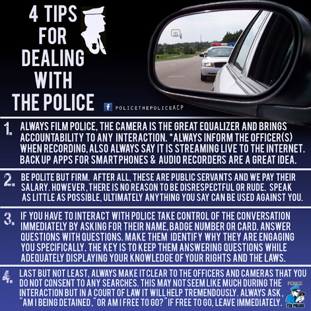 police the police a community project 4 tips for