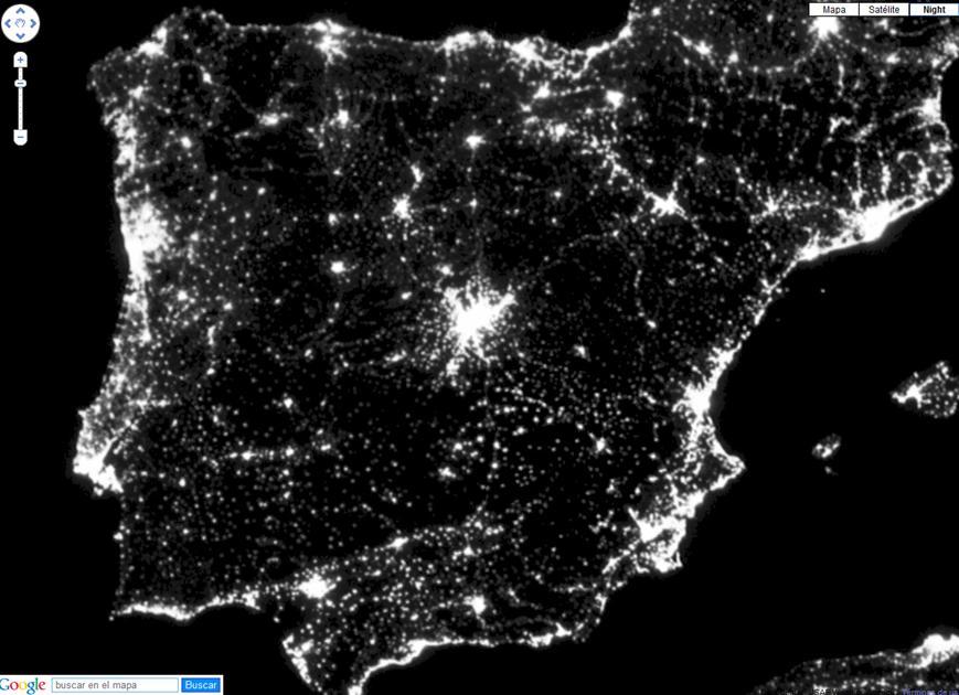 Blog Idee Mapa De La Contaminaci 243 N Lum 237 Nica