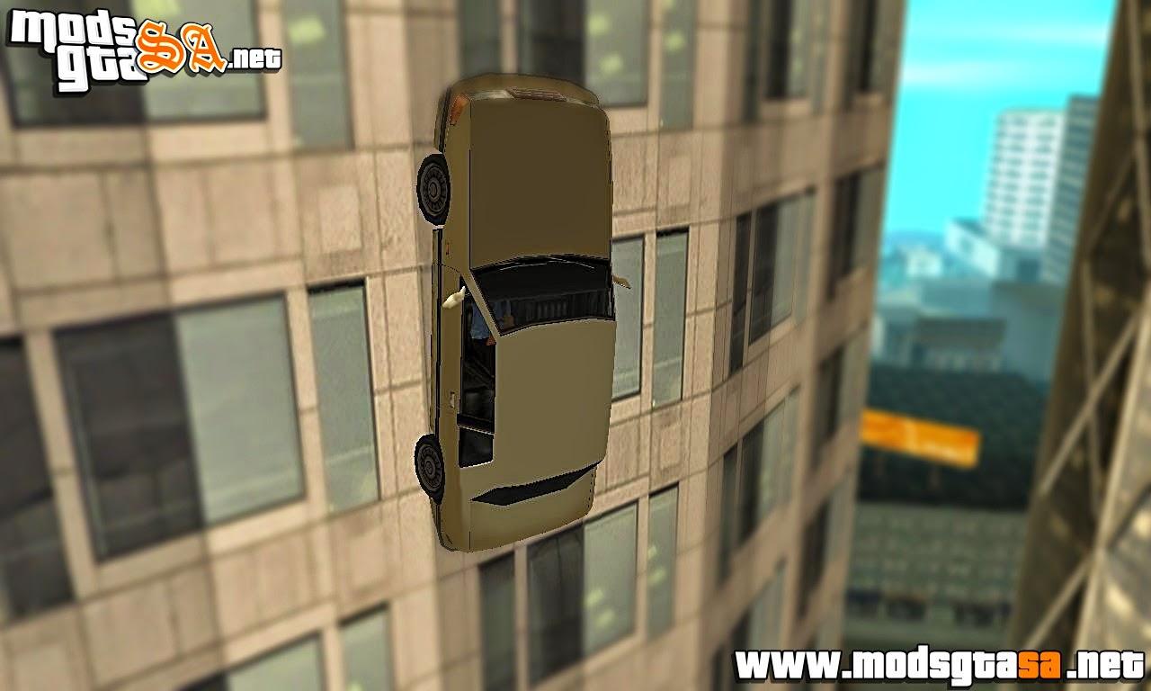 SA - Mod Subir Nas Paredes com Veículos