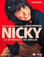 Majo no takkyûbin (Nicky, la aprendiz de bruja) (2014)